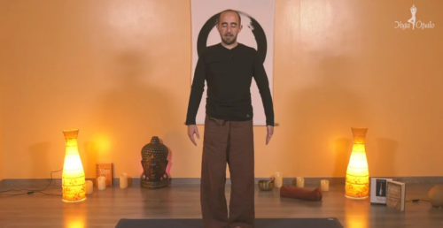 clase 3 de yoga propiocepcion